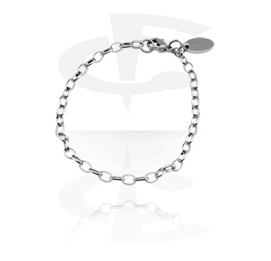 Charms, Bracelet for Charms, Surgical Steel 316L