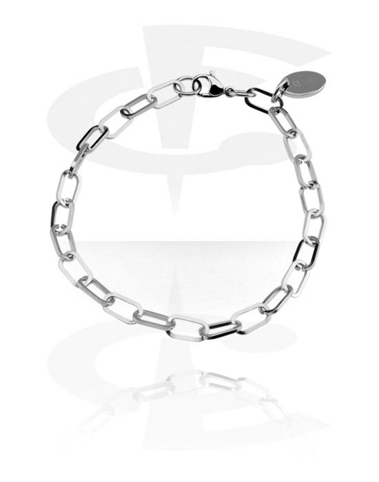 Riipukset Rannekoruihin, Bracelet for Charms, Kirurginteräs 316L