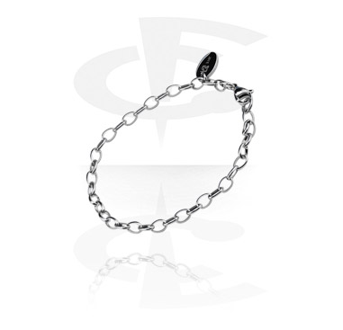Náramky s přívěšky, Bracelet for Charms, Surgical Steel 316L