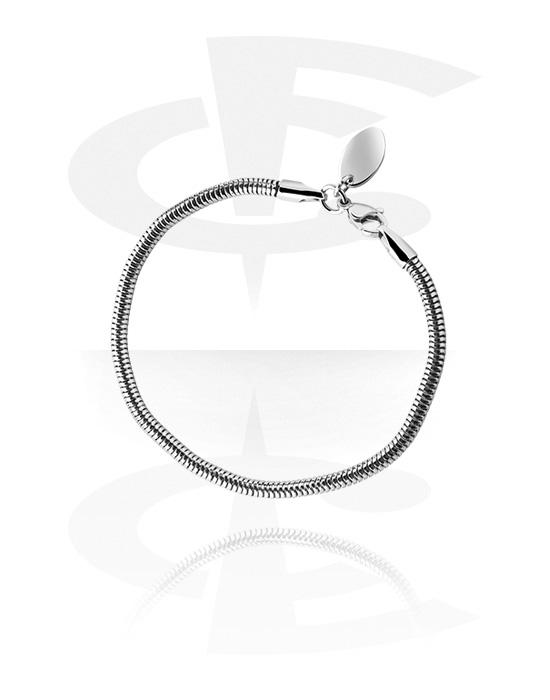 Helat, Fashion Bracelet for Beads, Kirurginteräs 316L