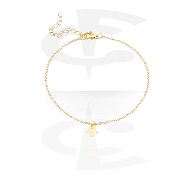 Bracelets, Fashion Bracelet, Gold-Plated Surgical Steel