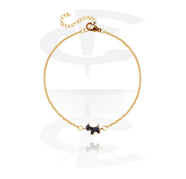 Bransolety, Fashion Bracelet, Gold Plated