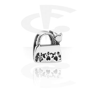 Flatbeads, Flatbead for Flatbead Bracelets, Surgical Steel 316L