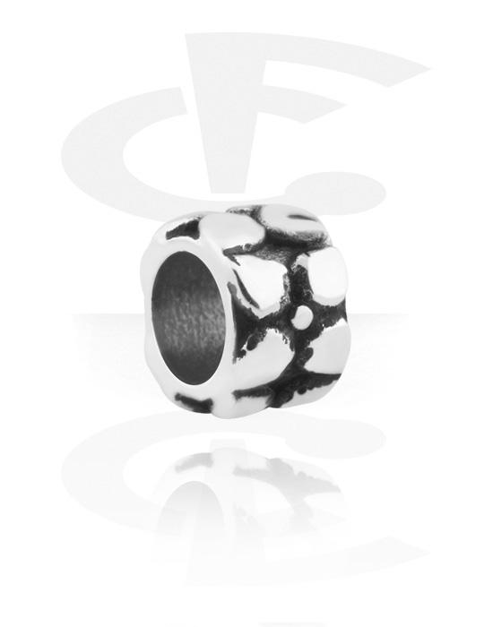 Korálky, Bead for Bead Bracelet, Chirurgická ocel 316L