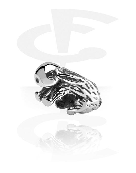 Perler, Bead for Bead Bracelet, Surgical Steel 316L