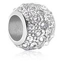 Beads, Perle pour bracelet à perles, Acier chirurgical 316L
