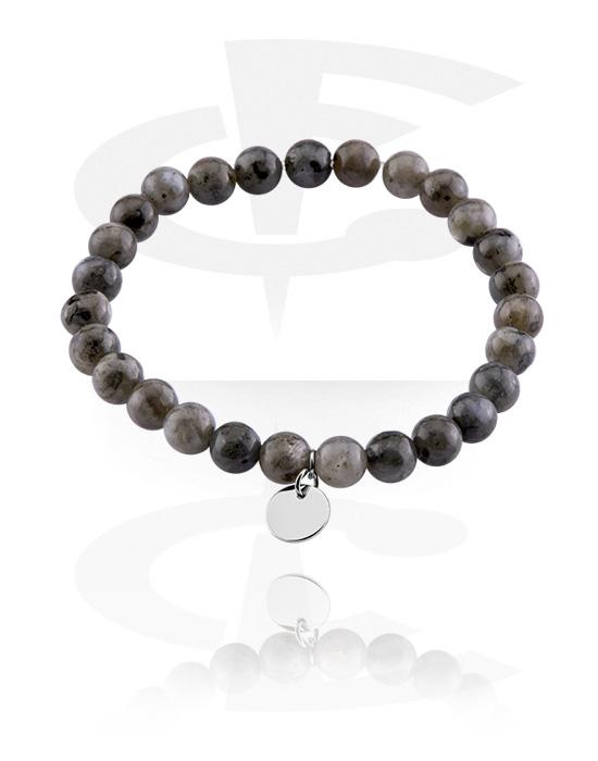 Náramky, Natural Stone Bracelet, Achát