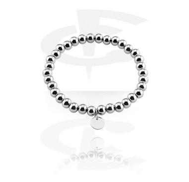 Bracelets, Natural Stone Bracelet, Africa Jade, Elastic Band