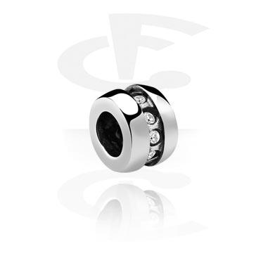 Perlice, Perla za narukvice od perli, Surgical Steel 316L