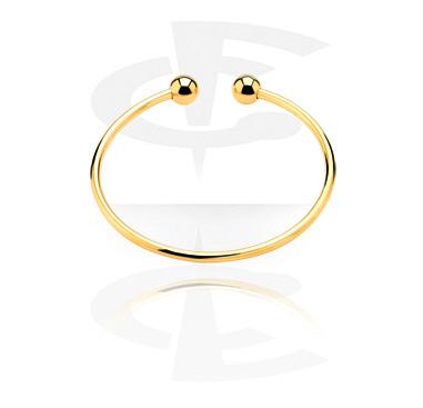 Bransolety, Fashion Bracelet, Gold Plated