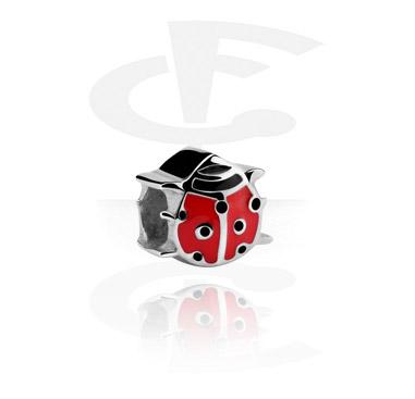 Beads, Bead pour bracelets de beads, Acier chirurgical 316L