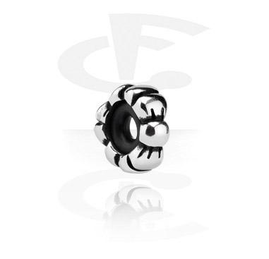 Perle d'arrêt pour bracelets à perles