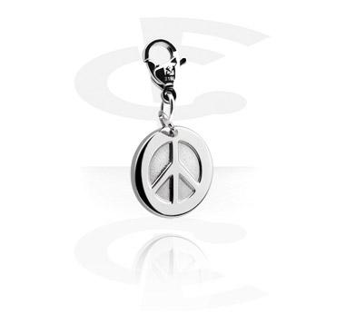 Colgante con Peace Design