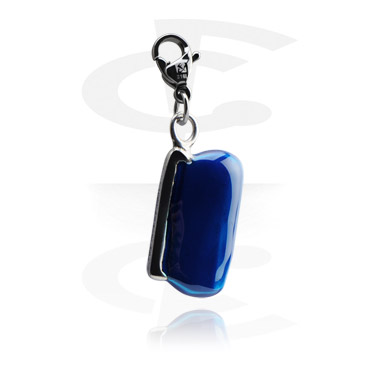 Charms, Charm with Bag, Surgical Steel 316L