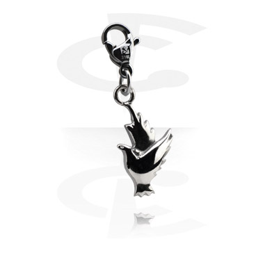 Narukvice s privjescima, Charm for Charm Bracelets, Surgical Steel 316L