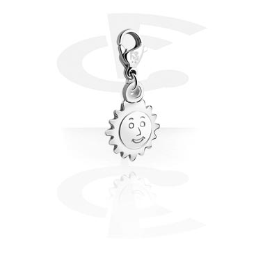 Narukvice s privjescima, Charm for Charm Bracelets, Surgical Steel 316L