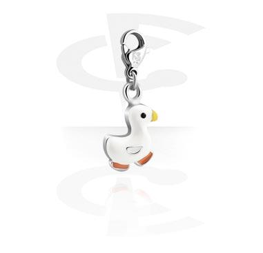Bransolety z zawieszkami, Charm for Charm Bracelets, Surgical Steel 316L