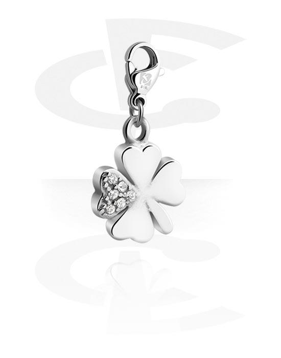 Armbånd med amuletter, Charm for Charm Bracelets, Surgical Steel 316L