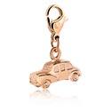 Náramky s přívěšky, Charm for Charm Bracelet, Rosegold Plated Surgical Steel 316L