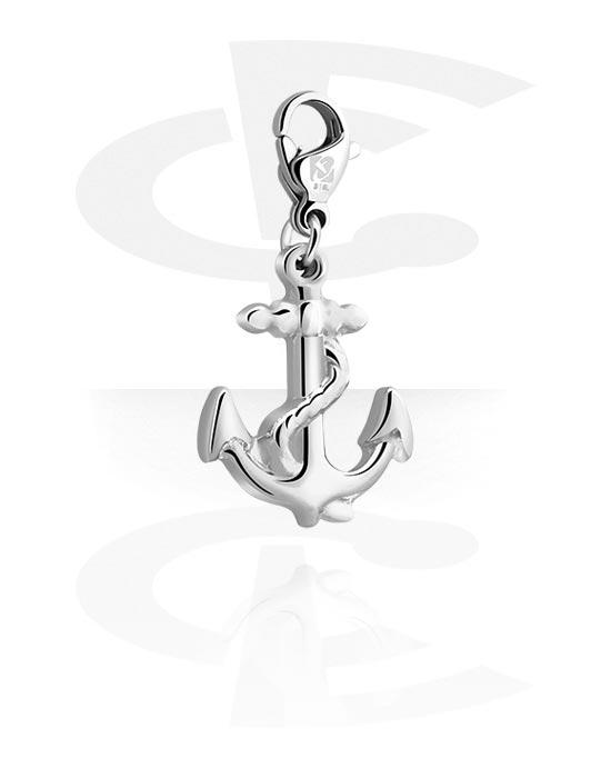 Armbånd med amuletter, Charm for Charm Bracelet, Surgical Steel 316L