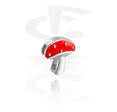Flatbeads, Flatbead voor flatbead-armbanden, Chirurgisch Staal 316L