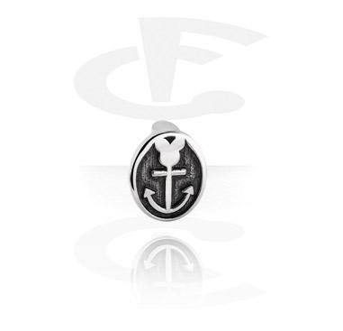 Flatbead, Flat-bead per bracciali flat-bead, Acciaio chirurgico 316L