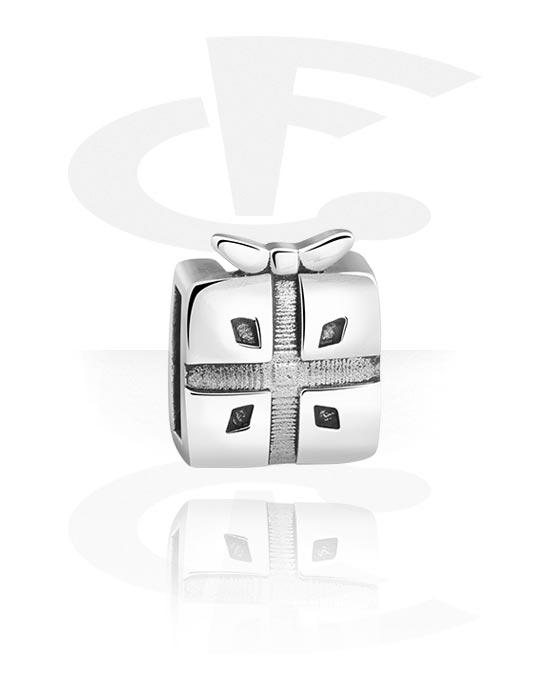 Flatbeads, Flatbead für Flatbead-Armbänder, Chirurgenstahl 316L