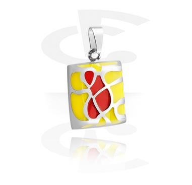 Pendants, Pendant, Surgical Steel 316L