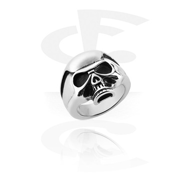 Rings, Skull Ring, Surgical Steel 316L