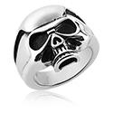 Pierścionki i obrączki, Pierścień z czaszką, Surgical Steel 316L