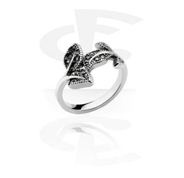Pierścionki i obrączki, Ring, Surgical Steel 316L