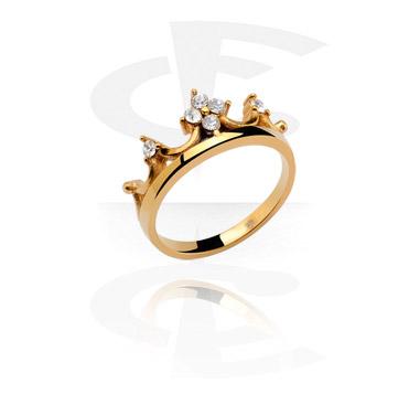Ringen, Midi-ring, Verguld