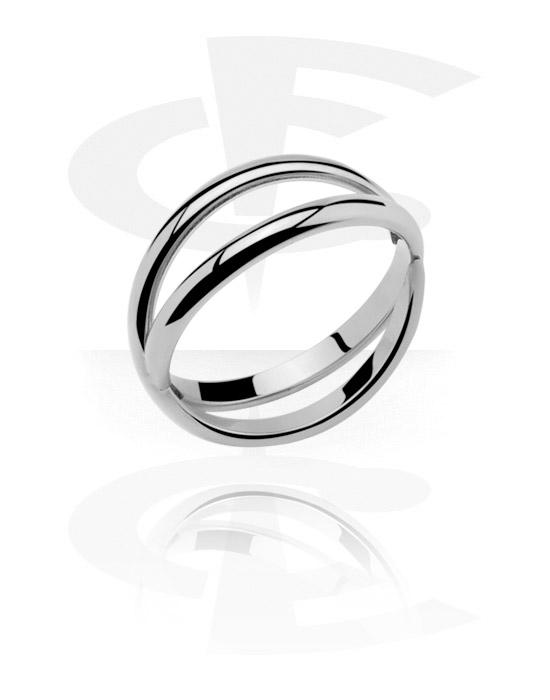 Ringen, Midi-ring, Chirurgisch staal 316L