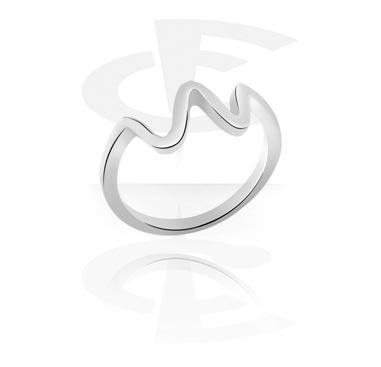 Prsteny, Midi Ring, Surgical Steel 316L