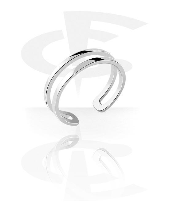 Pierścionki i obrączki, Midi Ring, Stal chirurgiczna 316L