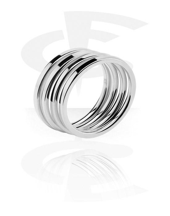 Fingerringe, Midi Ring, Chirurgenstahl 316L
