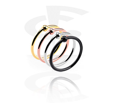 Rings, Ring Set, Surgical Steel 316L