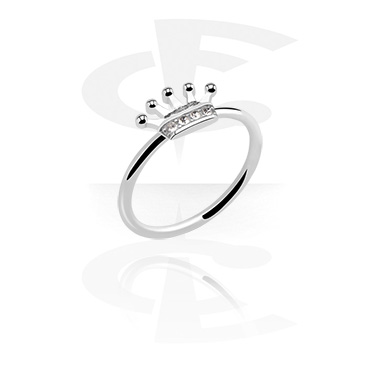 Rings, Midi Ring, Surgical Steel 316L