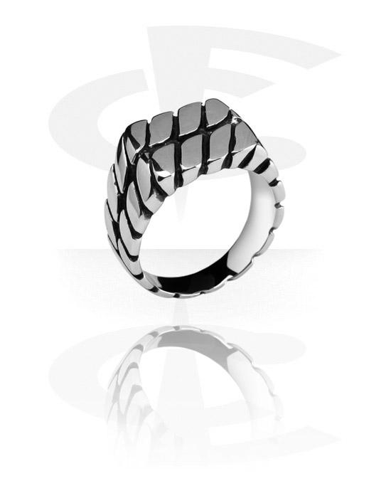 Fingerringe, Ring, Chirurgenstahl 316L