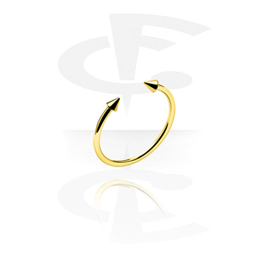 Rings, Ring, Gold Plated