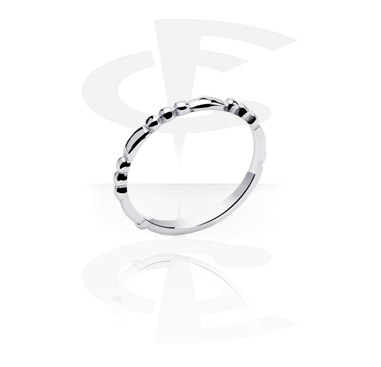 Prsteny, Ring, Surgical Steel 316L