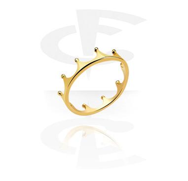 Pierścionki i obrączki, Ring, Gold Plated