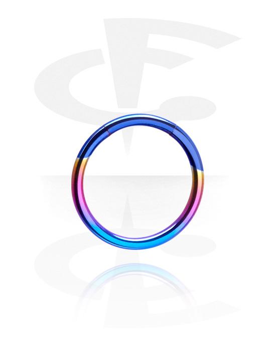Piercing Ringe, Segment Ring, Chirurgenstahl 316L