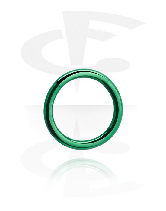 Piercing Rings, Segment Ring, Surgical Steel 316L