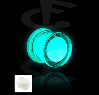 Glow-in-the-dark Plug