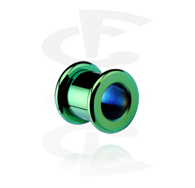 Round Anodized Tunnel