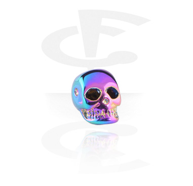 Anodized Skull for BCR