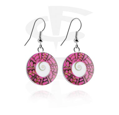 Earrings, Studs & Shields, Earrings, Surgical Steel 316L