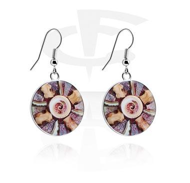 Jelly Shiva Earrings