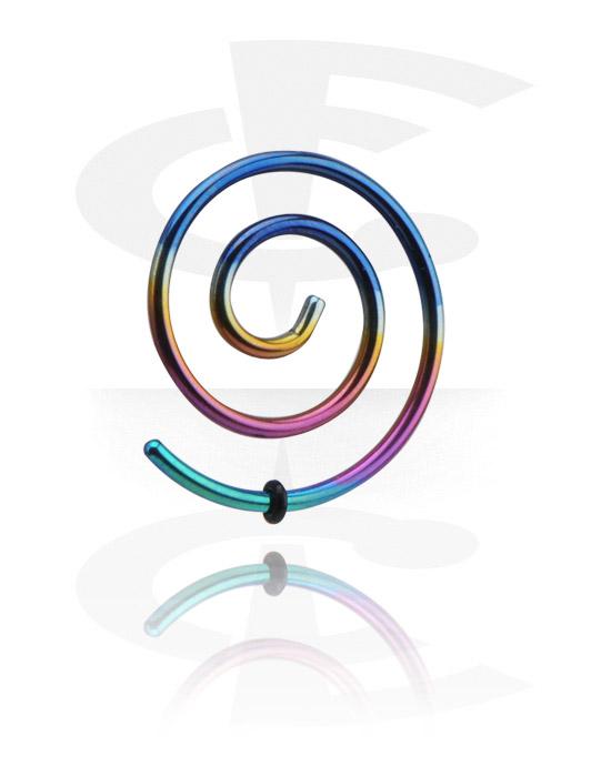 Roztahovací nástroje, Wire Spiral, Chirurgická ocel 316L
